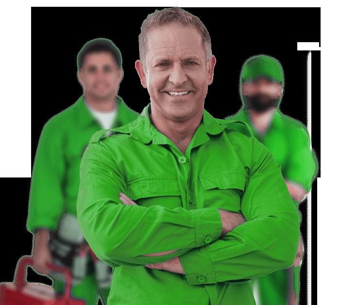 Men working Electricans